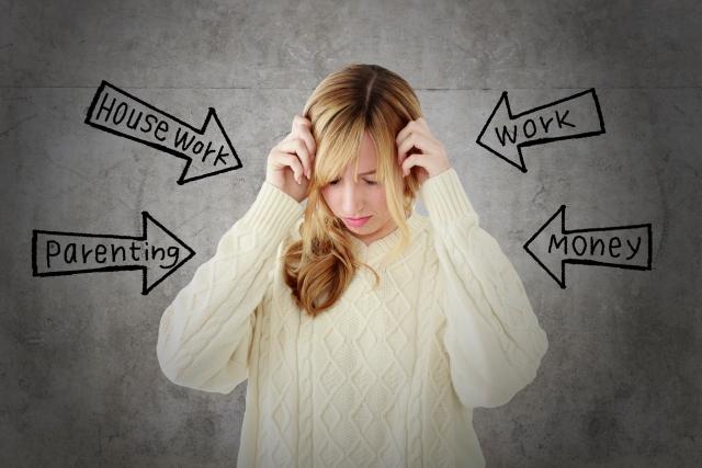 便秘とストレスの関係